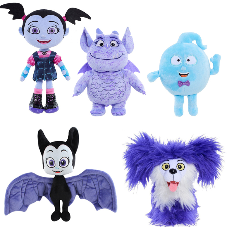 Plush Toy Junior Vampirina The Vamp Bat Girl Stuffed