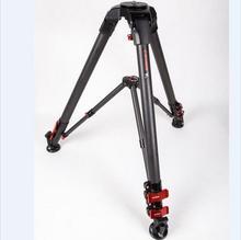 IFOOTAGE Wild Bull T3 Carbon Fiber Legs Skilled Video Digital camera Tripod 60kg max load capability