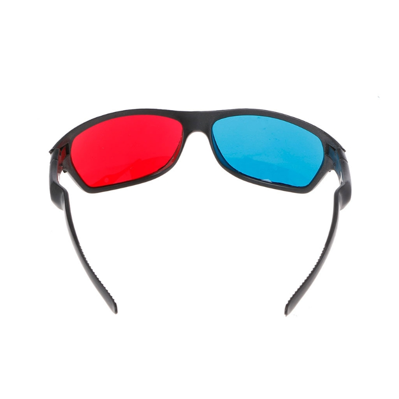 Universal Red Blue Anaglyph AR And 3D Glasses For Movie Game And DVD Video 6
