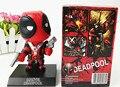Коробка Игрушки Бесплатно Brinquedos 13.5 см X-Men Фильма Deadpool Рисунок Косплей Игрушки, аниме Juguetes Дэдпул Фигурку Модель Детей Игрушки