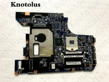 laptop motherboard for lenovo z570 laptop motherboard ddr3 Free Shipping 100% test ok