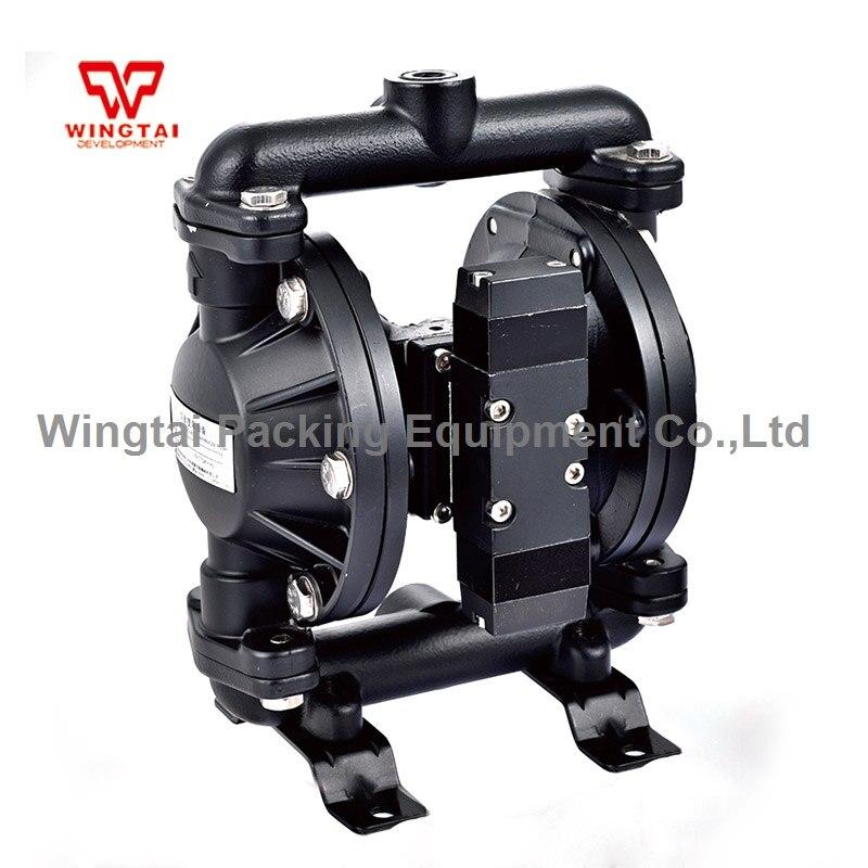 0.7Mpa High Pressure 35L/min Ink,Oil Glue,Chemical Air Operated Double Diaphragm Pump BML 15