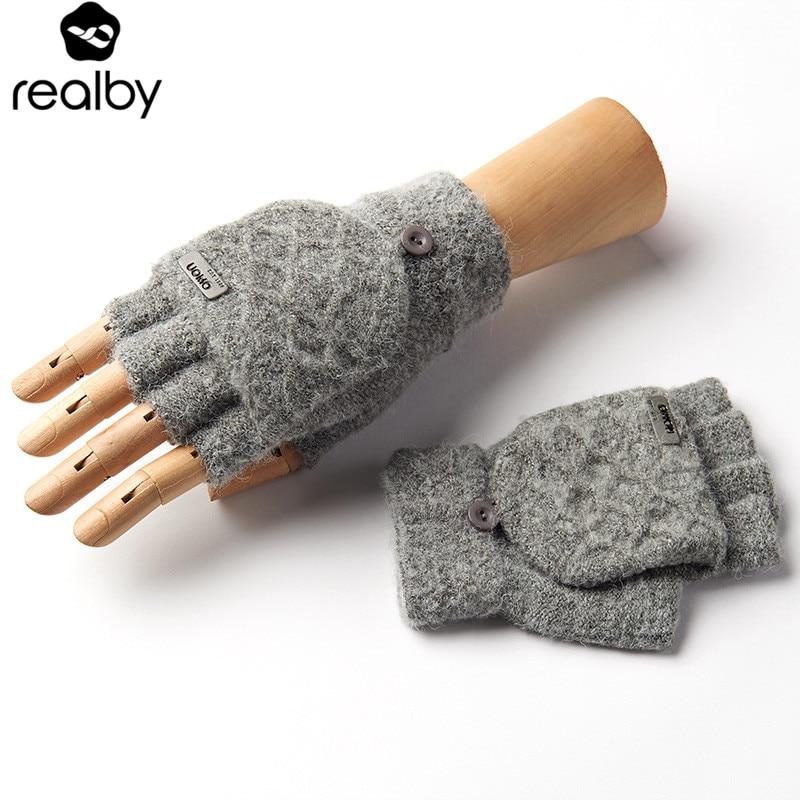 REALBY IGloves Luvas de inverno Winter Gloves