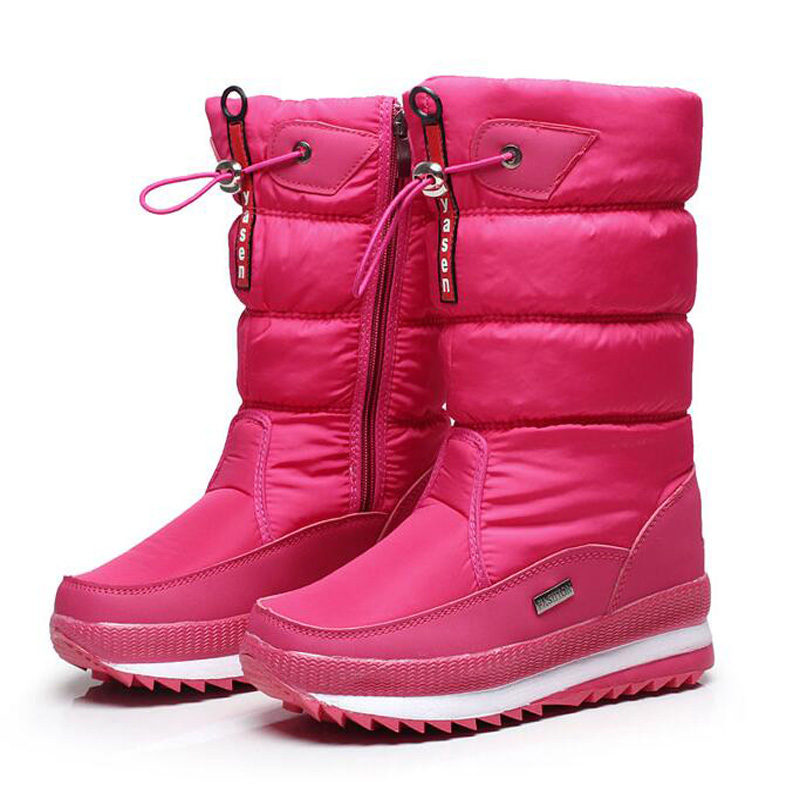 Aliexpress.com : Buy New 2016 women's boots winter women ...