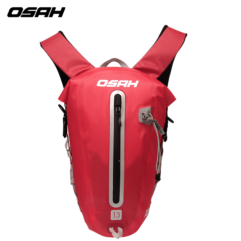 OSAH Cycling Backpack IPX-6 Waterproof BACKPACK Bicycle Outdoor Sports backpack running climbing hiking bags free shippingOSAH Cycling Backpack IPX-6 Waterproof BACKPACK Bicycle Outdoor Sports backpack running climbing hiking bags free shipping