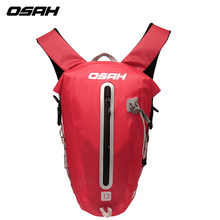 OSAH Cycling Backpack IPX-6 Waterproof BACKPACK Bicycle Outdoor Sports backpack running climbing hiking bags free shipping