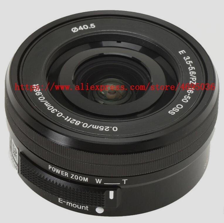 Original lens For SONY E16 50mm E16 50 E PZ 16 50mm F3.5 5.6 OSS 16 50 lens Camera Shell     - title=