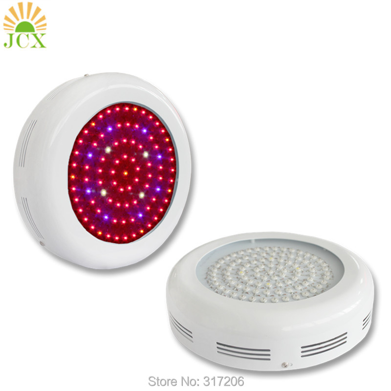 Full Spectrum 90W UFO LED Grow Light Hydroponics Plant Lamp Ideal for All Phases of Plant Growth and Flowering 90w ufo led grow light 90 pcs leds for hydroponics lighting dropshipping 90w led grow light 90w plants lamp free shipping