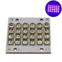 UV LED chip 240W Module hight power led bead COB Copper base UV solidify 3D Printing 395nm 405nm LG chip 1pcs free shipping