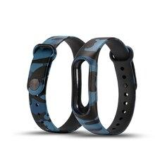Xiaomi Mi Band 2 Wrist Strap Belt Silicone Colorful Wristband