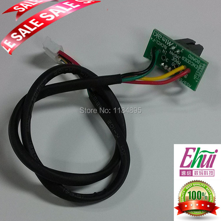 Original !!Mimaki JV22 JV3 Encoder Sensor for Encoder Strip of Mimaki Inkjet Printer Spare Parts