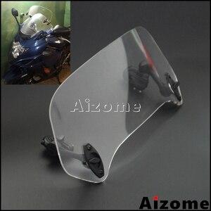 Универсальный мотоциклетный спойлер с креплением на лобовое стекло X-Creen для Honda CBR500X VFR1200X NC700X NC750X CROSSTOURER