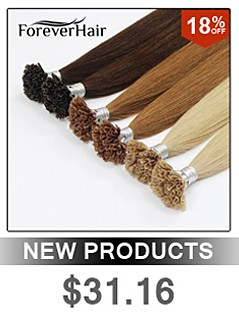 FOREVER HAIR 100g/pc 16″ 18″ 20″ Remy Human Hair Weave Straight Hair Extension Bundle Weft Platinum Blonde Color Bundles 100g/pc