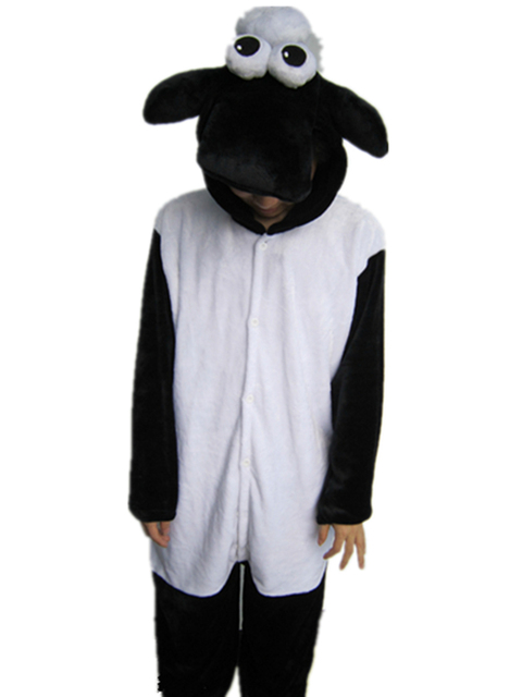 Adult animal costume sheep only