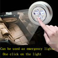Cordless Stick Tap Wardrobe Touch Light Lantern Battery Powered Car Interior Dome Lamp