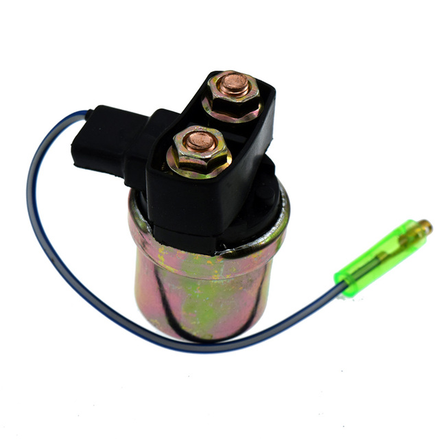 For Yamaha XJ700 XJ 700 MAXIM 1985 1986 MAXIM X  XVZ12 1989 Motorcycle GE Part Starter Solenoid Key Switch Start Starting Relay