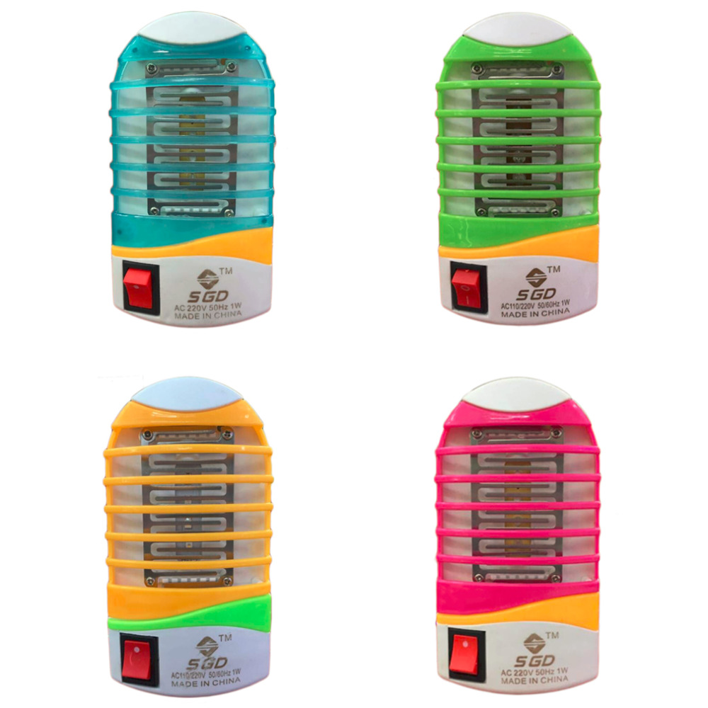 OUTAD LED сокесі Mini Mosquito Fly Bug Insect House Fly Trap - Бақша өнімдері - фото 2