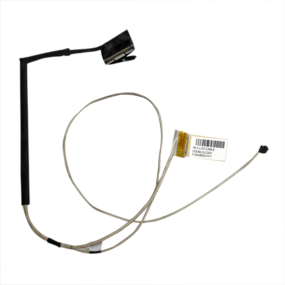Computer Cables & Connectors Practical Jintai New Lcd Led Lvds Display Screen Video Cable P/n Ddonl5lc002 Nl5 Fine Workmanship