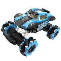 Drift Remote Control Climbing Car Toys Wireless Stunt Car Model Dance Horizontally Drift Buggy Toy For Children Birthday Gifts
