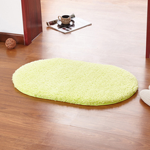 SandyFloyd Wholesale Anti-Skid Fluffy Shaggy Area Rug Home Bedroom Bathroom Floor Door Mat shag rug Room Carpet Floor Mats vintage printing anti skid indoor outdoor area rug