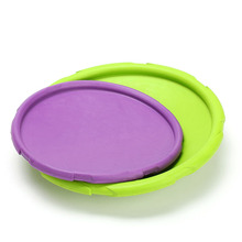 Outdoor Rubber Frisbee