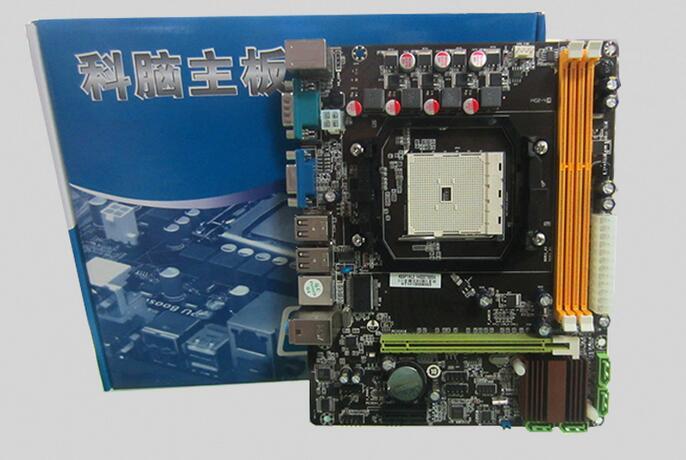 все цены на New for ADM A55  FM1 motherboard  VGA 905 PIN онлайн