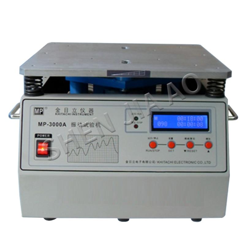 MP 3000A вибрации Тесты Bench стерео тестер вибрации Мощность Частота Вертикальной вибрации Таблица машина 220 V 1 шт