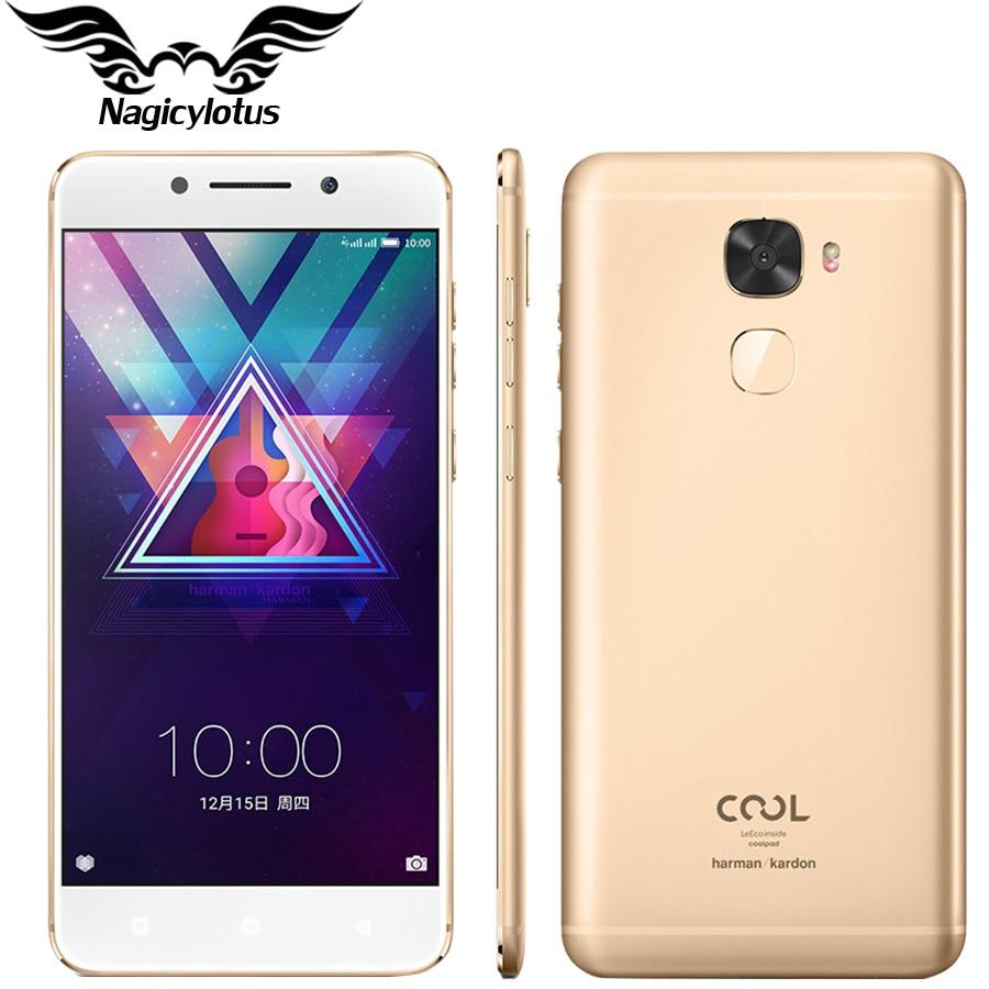 "New Original LETV LeEco Cool Changer S1 4G LTE Mobile Phone Snapdragon 821 5.5""FHD 6GB 64GB 16MP Dual SIM 4070mAh Fingerprint"