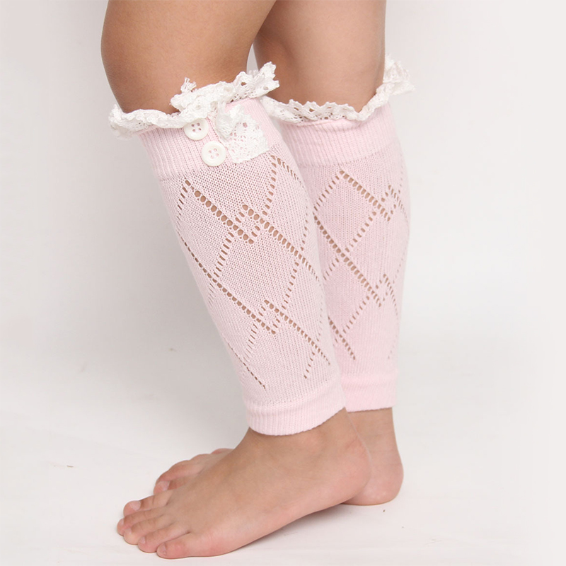 Adult NWT USA Seller Free Ship Lace Trimmed Boot Cuffs Girls