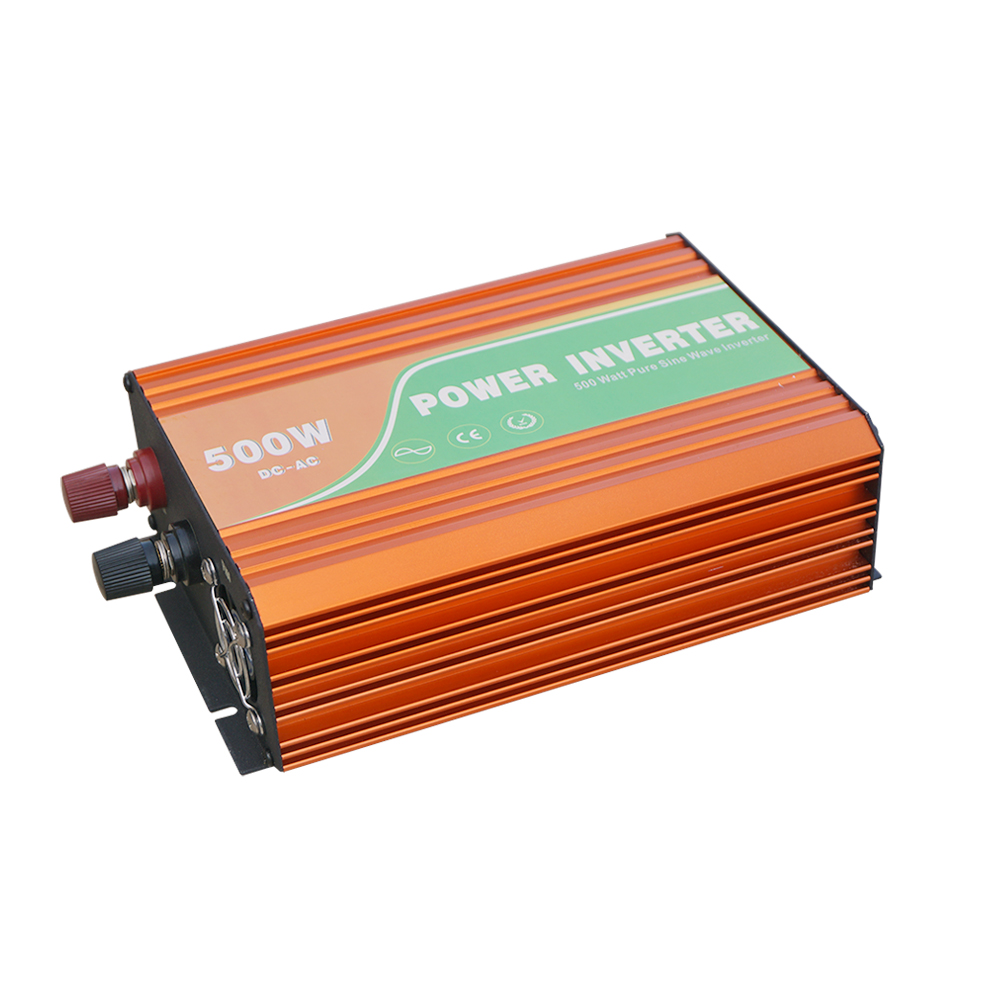 Здесь продается  500W 12V to 220V Solarmodule Inverter Pure Sine Wave Wechselrichter for Home  Электротехническое оборудование и материалы