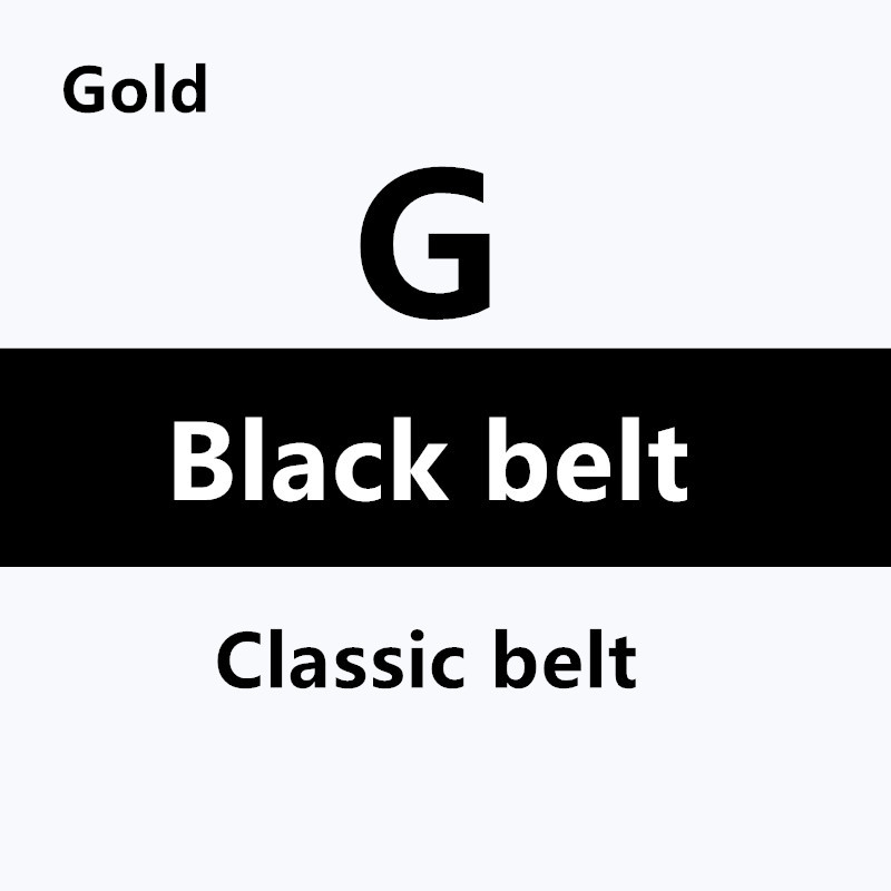 Luxury Designer Brand High Quality Women Men Genuine Real Leather G   Belt   Strap for Jeans with Big Double GG Buckle Dress   Belts