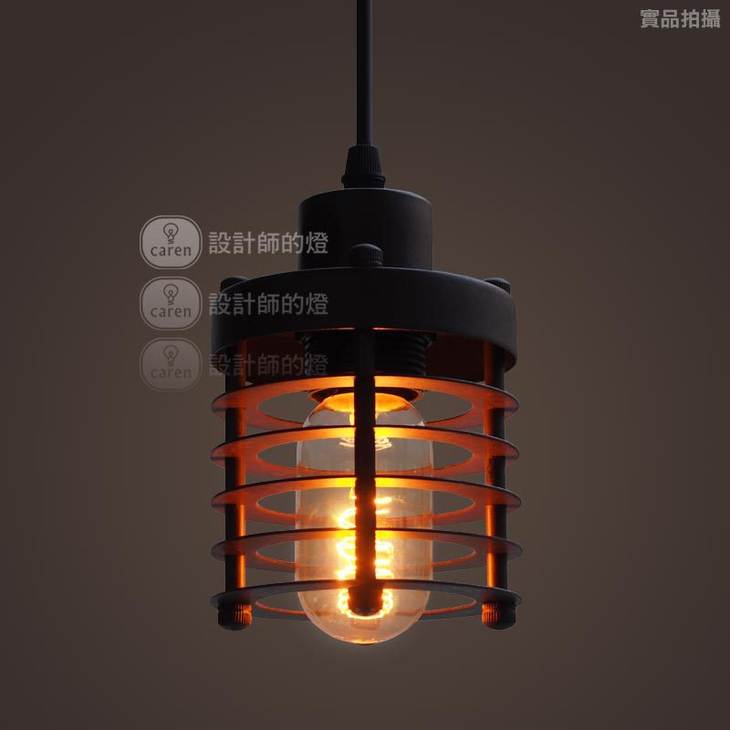 Loft Industrial Rusty Edison Retro Iron Cage Pendant Lights Antique Metal Aisle Cafe Shop Dining Room Bedroom Pendant Lamp Decor vintage edison chandelier rusty lampshade american industrial retro iron pendant lights cafe bar clothing store ceiling lamp