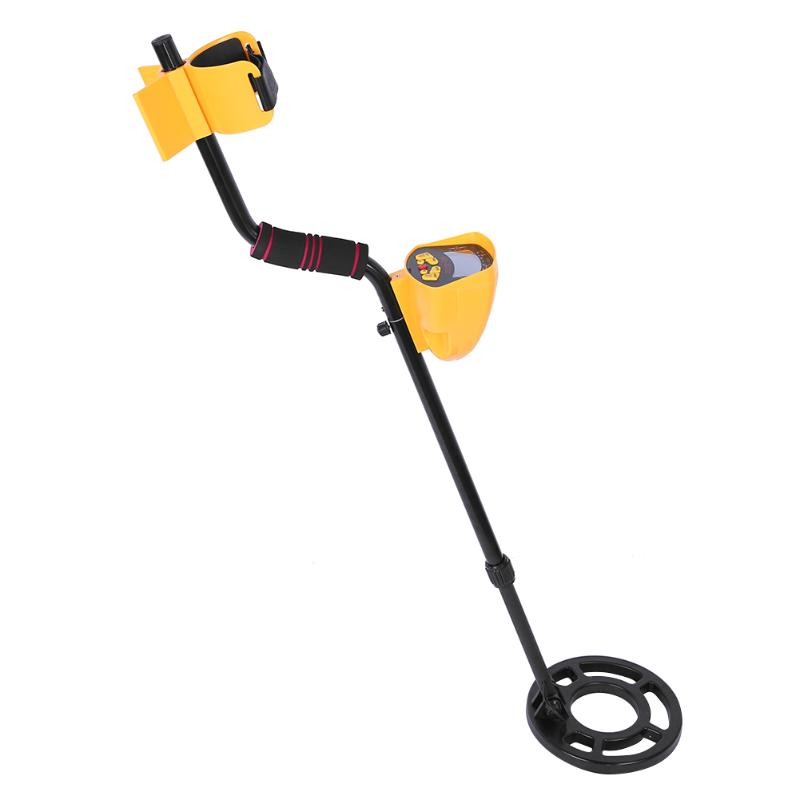 Cheap Product Md3030 Metal Detector In Shopping World