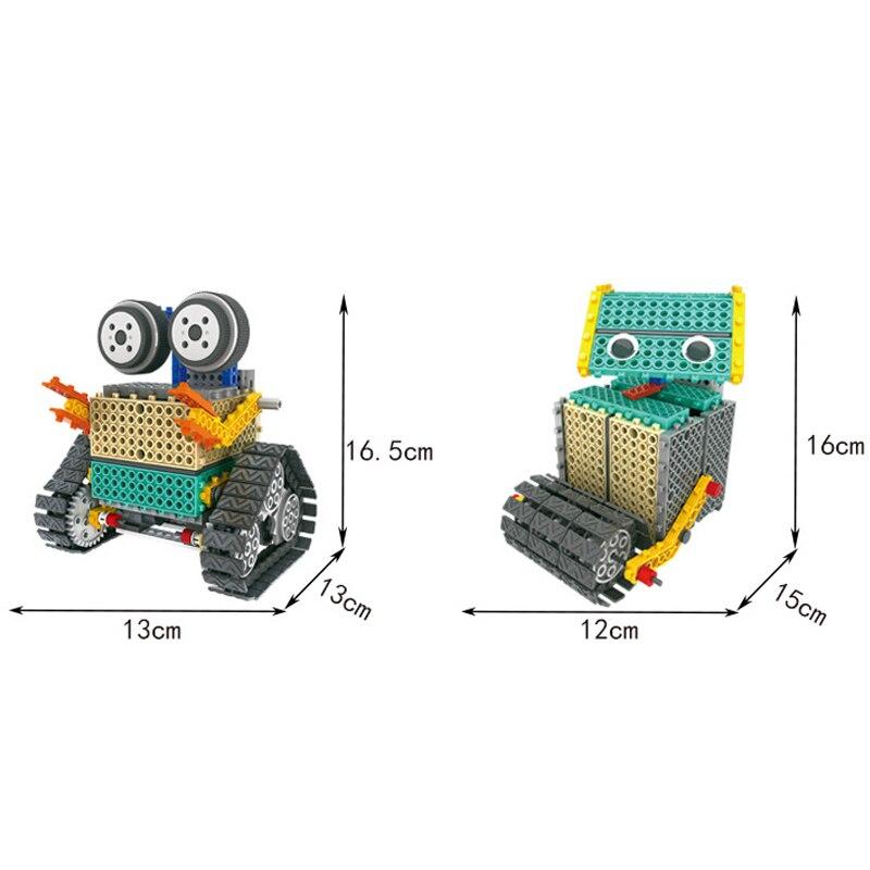 Tige enfants jouet école tige bricolage bloc de construction électronique éducation Science jouets Kit apprentissage éducation jouets pour enfants - 2