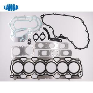 Image 2 - Dla Land Rover Volvo Cylinder silnika zestaw głowicy cylindra Victor Reinz 023762001 OE: 206 53039 071