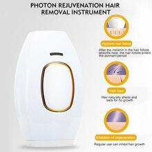 Mini Handheld IPL Laser Epilator Portable Depilator Machine Full Body Facial Permanent Painless Laser Hair Remover Device