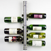 Aihomeクリエイティブ12穴ステンレス鋼ワインホル