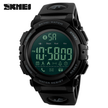 SKMEI Top Luxury Brand Smartwatch Waterproof Pedometer Calories Remote Camera Outdoor Sports Watches Fashion Digital Smart Watch