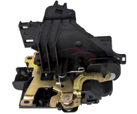 FRONT LEFT SIDE DOOR LOCK ACTUATOR CENTRAL MECHANISM 3B1837015AN FOR VW POLO 9N FOR VW T5 CADDY III FOR SKODA FABIA SEAT