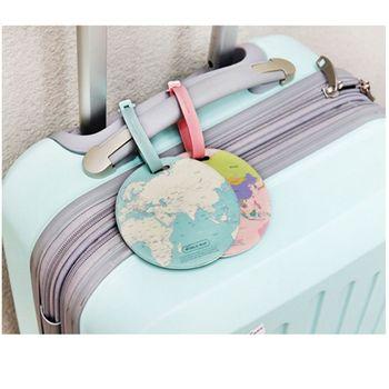 Luggage Tag Suitcase Name Address Label ...
