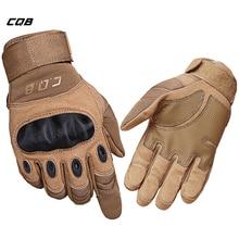 CQB открытый тактические перчатки полный палец спортивные Пеший Туризм езда на велосипеде военные Для мужчин перчатки Броня защиты оболочки перчатки