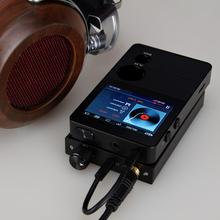 SaoMai HiFi Portable Lossless MP3 Player Headphone Amplifier 16GB 2 4 Inches DAC DSD256 APE FLAC