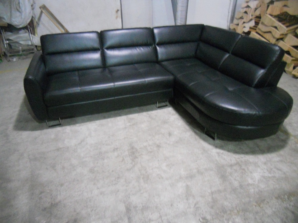 Top graded italian genuine real leather sofa sectional for Genuine italian leather sectional sofa