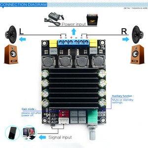 Image 5 - CIRMECH Digital Amplifier Board TDA7498 Power Audio Amp 2.0 เครื่องขยายเสียง Class D สเตอริโอ HIFI เครื่องขยายเสียง DC12 36V 2*100 W