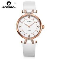 2016 CASIMA Luxury Brand Bracelet Watches Women Fashion Casual Ladies Quartz Wrist Watch Women S Waterproof