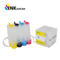 Continuous Ink System Ciss for Canon PGI 2500 PGI2500 PGI 2500 XL MAXIFY iB4050 MB5050 MB5350 MB5450 MB5150 iB4150 Printer