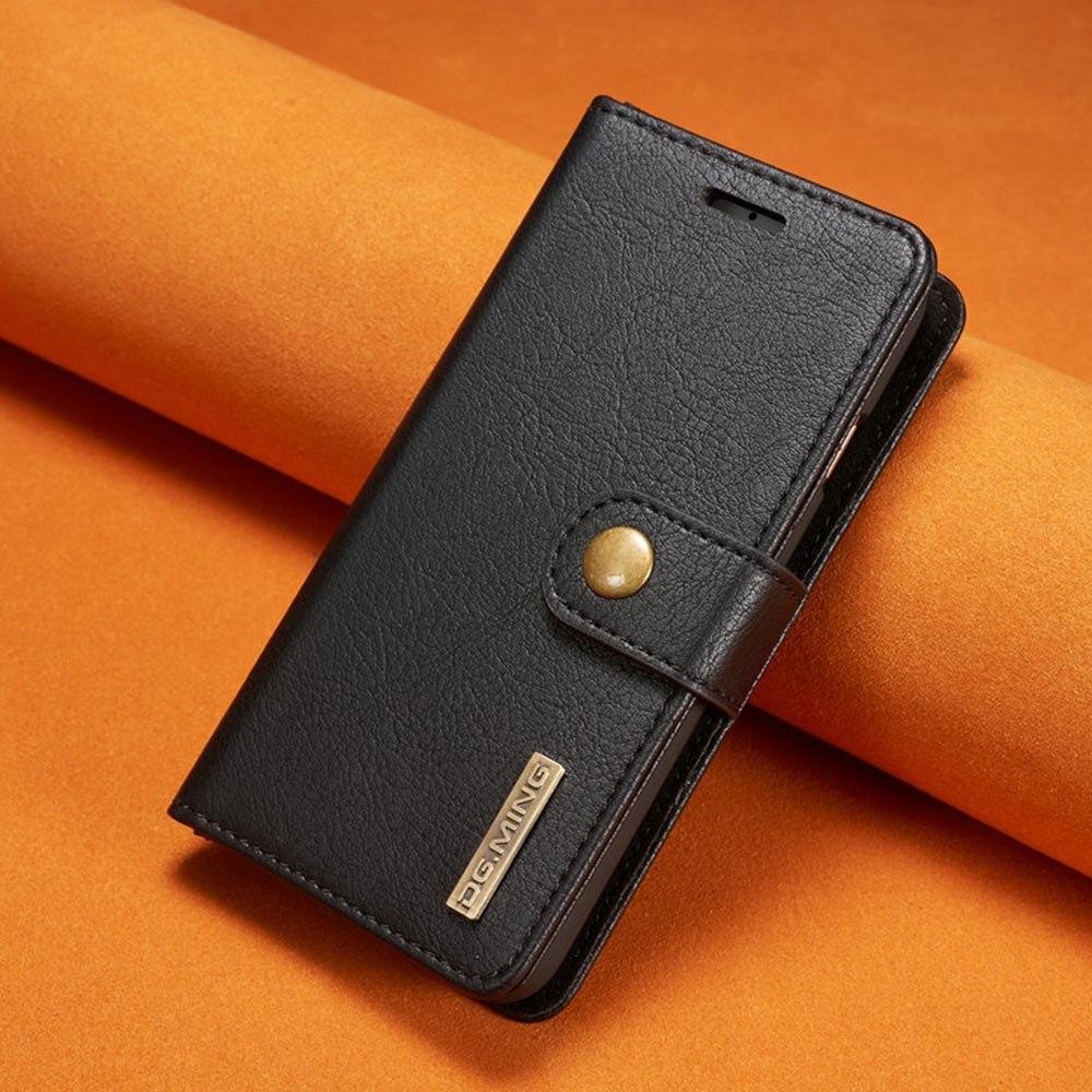 2 в 1 Магнитный Роскошный Кожаный Case Для iPhone 7 Plus Case крышка Кожи Сальто Case Capinha Fundas Для iPhone 7 Plus Крышка Капа