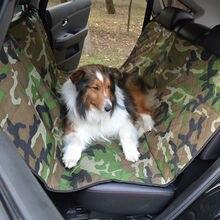 2017 Assento de Carro de Volta Protetor Para Animais de Estimação Portador Do Gato Do Cão de Carro Tampa de assento À Prova D' Água Mat Cão Rede de Proteção Do Assento de Carro auto acessórios