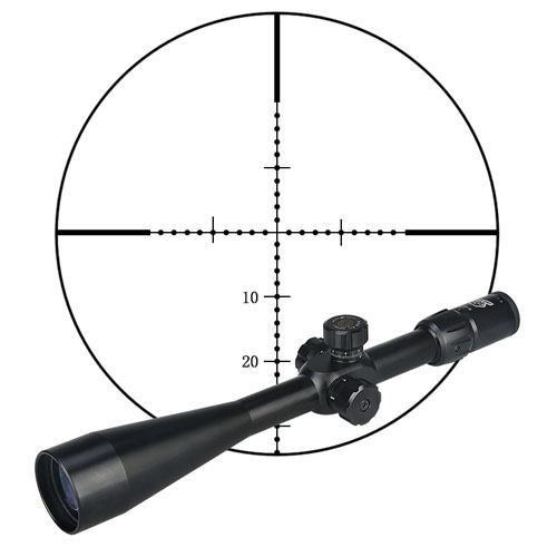 High Quality Luxury Tactical 8-32X56SFIRF Rifle Hunting Scope  For Hunting Shooting CL1-0284