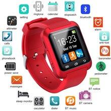 LIGE 2019 New Men Women Smart Watch Pedometer LED Touch Screen Bluetooth Connection Information Reminder Smart Sport Watch +Box стоимость